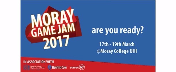 Dates Announced for Moray Game Jam 2017