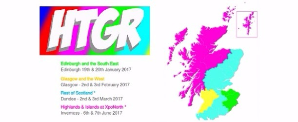 Have You Registered Your Interest for HTGR Course At XpoNorth 2017?