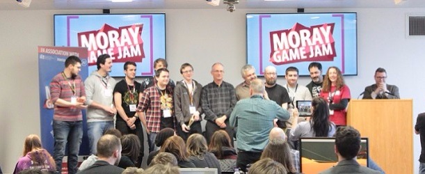 Moray Game Jam 2017 Winners Announced