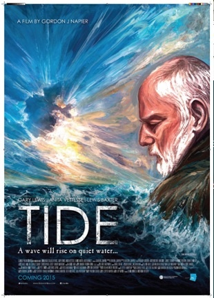 'Tide' Poster Artwork by Claire Innes & Victoria Butcher