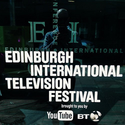 Day 3 of the Edinburgh International Television Festival