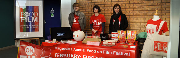 Hit The Ground Running at Kingussie Food on Film 2013
